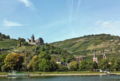 Rhine Valley, Germany — Stock Photo