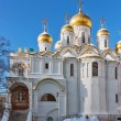 Cathedral of the Annunciation, Moscow - Stock Photo