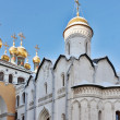 Church of the Deposition of the Robe, Moscow - Stock Photo