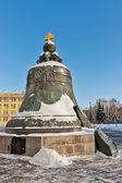 Tsar Bell, Moscow — Stock Photo