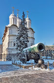 Tsar Cannon, Moscow — Stock fotografie