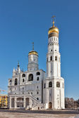 Ivan the Great Bell Tower, Moscow — Stock Photo