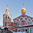 Stock Photo: Church of All Saints, Moscow