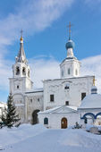 Holy Bogolyubovo Monastery, Russia — Stock Photo