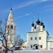 Royalty-Free Stock Photo: The Saint Alexander Convent,Suzdal, Russia