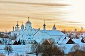 Convent of the Intercession,Suzdal, Russia — Stock Photo