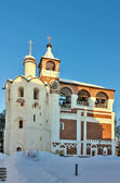 The belfry of St. Euthymius Monastery, Suzdal, Russia — Stock Photo