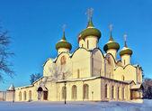 Monastery of Saint Euthymius, Suzdal, Russia — Stock Photo