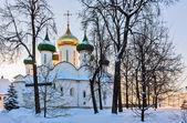 Klasztor saint eutymiusz, suzdal, federacja rosyjska — Zdjęcie stockowe