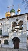 сретенский монастырь, москва, россия — Стоковое фото