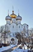Novodevichy Convent, Moscow, Russia — Stock Photo