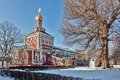 Nowodewitschi-kloster, moskau, russland — Stockfoto
