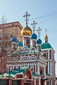 Church of the Dormition of the Theotokos in Gonchary, Moscow, Ru — Stock Photo