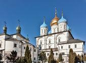 Novospassky Monastery, Moscow, Russia — Stock Photo