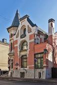 克库舍夫的房子,莫斯科。俄罗斯 — 图库照片