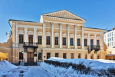 Building of library of a name of Pushkin, Moscow — Stock Photo