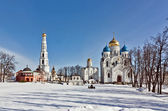 Nikolo-ugreshsky klášter, moscow region, Rusko — Stock fotografie