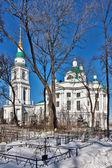 Catedral de todos los santos, tula, rusia — Foto de Stock