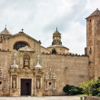 The Monastery of Santa Maria de Poblet,Spain — Stock Photo