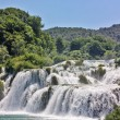 Krka national park in Croatia — Stock Photo #22927412
