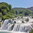 Stock Photo: Krka national park in Croatia