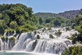 Krka national park in Croatia — Stock Photo