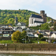 Rhine Valley, Germane - Stock Photo