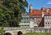 Schwäbisch Hall, Germany — Foto Stock