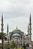 Sultan Ahmed Mosque, Istanbul — Stock Photo