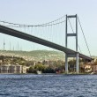 Bosphorus Bridge, Istanbul - Stock Photo