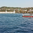 Bosphorus Strait, Turkey — Stock Photo