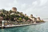 Rumelihisarı fortress, Turkey — Stock Photo