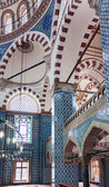 Rustem Pasha Mosque, Istanbul — Stock Photo