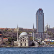 Kind of Istambul from Bosphorus - Stock Photo