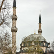 Eyup Sultan Mosque, Istanbul - Stock Photo