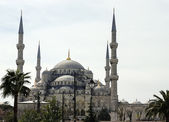 Sultan Ahmed Mosque, Istanbul — Foto de Stock