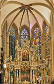Erfurt Cathedral, Germany — ストック写真