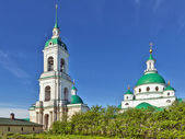 Spaso-Yakovlevsky Monastery, Rostov — Stock Photo