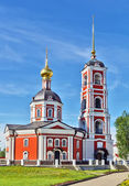 The Varnitsky Trinity Monastery of St. Sergius, Rostov — Stockfoto