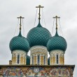 Resurrection Cathedral, Tutayev — Stock Photo