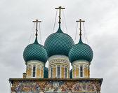 Resurrection Cathedral, Tutayev — Stock Photo