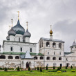 Resurrection Monastery, Uglich — Stock Photo