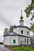 Church of the Prophet Elijah, Uglich — Stock Photo