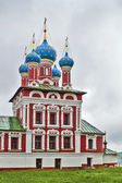 Church of tsarevitch Dmitry on blood, Uglich — Stock Photo