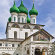 Tolga Monastery, Yaroslavl, Russia — Stock Photo