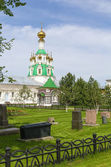 Tolga klášter, Jaroslavl, Rusko — Stock fotografie