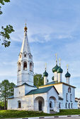 Church of Nicholas the Rubleny, Yaroslavl — Stock Photo