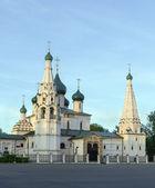 Kerk van Elia de profeet, Jaroslavl — Stockfoto