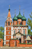 Church of the Archangel Michael, Yaroslavl — Stock Photo