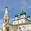 Stock Photo: Church of Elijah Prophet, Yaroslavl
